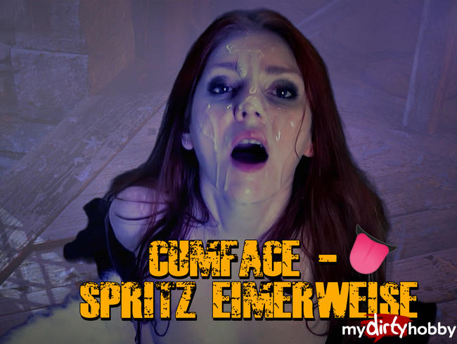Video Thumbnail Cum Face  - Spritz Eimerweise