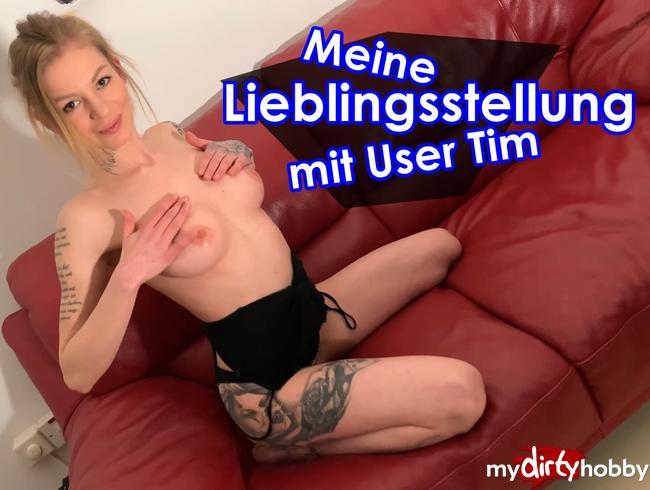 Video Thumbnail Meine Lieblingsstellung mit User Tim!