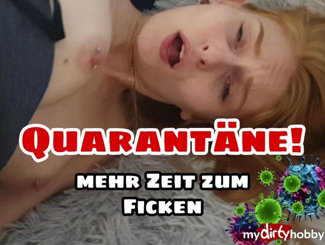 Video Thumbnail Quarantäne! Mehr Zeit zum Ficken