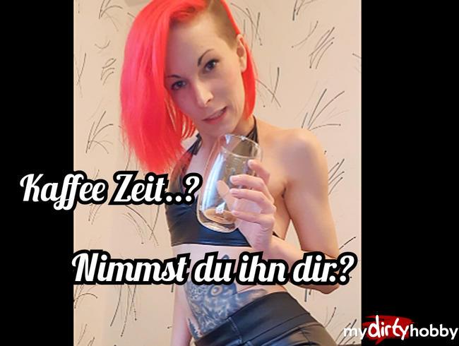 Video Thumbnail Kaffee Zeit..?
