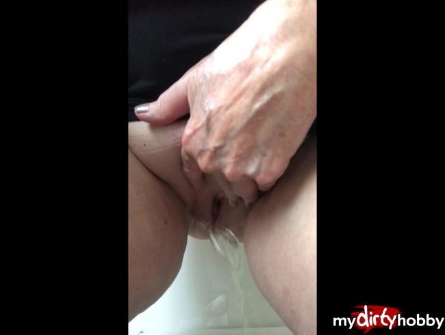 Video Thumbnail plitsch, platsch....ins klo gestrullert