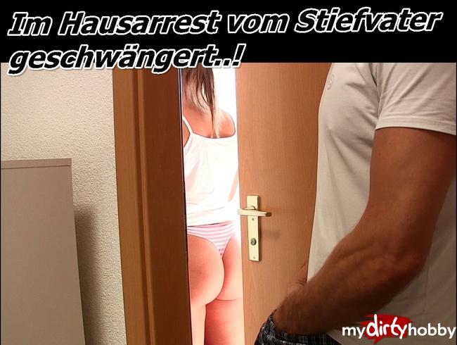 Video Thumbnail Im Hausarrest vom Stiefvater geschwängert..!