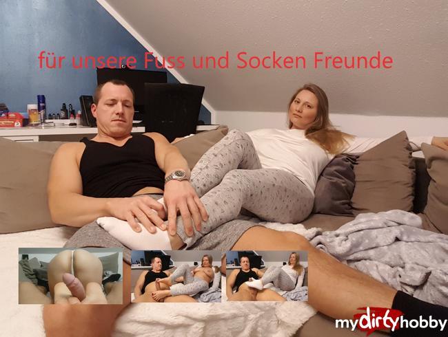 Video Thumbnail für unsere Fuss  Socken Freunde