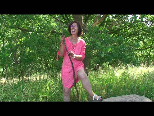 Video Thumbnail Entdeckungen im Wald... ;-)