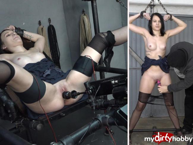 Video Thumbnail Nyla und die Fickmaschine