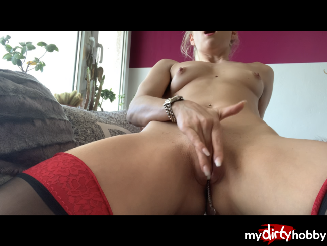 Video Thumbnail Striptease und Masturbation