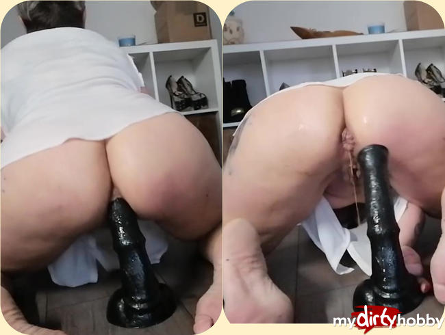 Video Thumbnail Arschloch gestopft