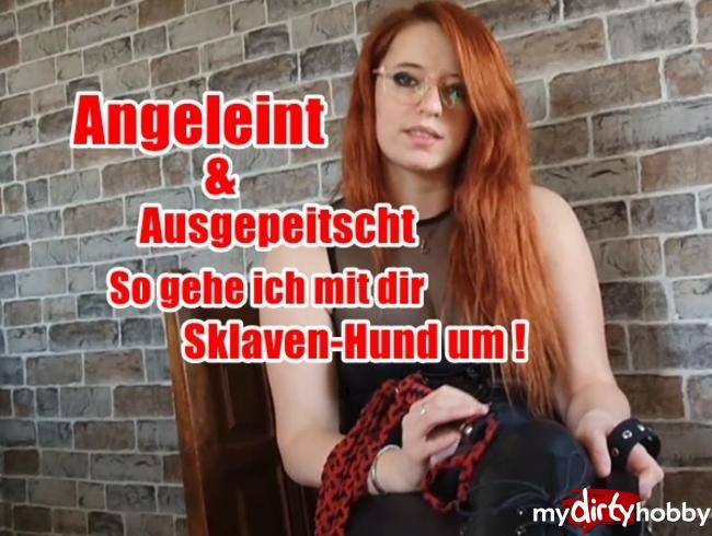 Video Thumbnail Angeleint & Ausgepeitscht !
