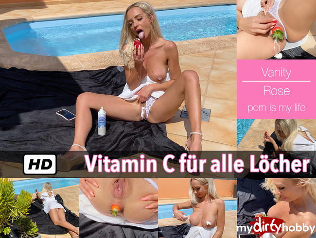 Video Thumbnail Vitamin C für alle Löcher