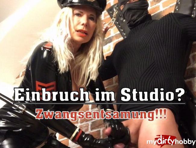 Video Thumbnail Einbruch im Studio? Zwangsentsamung!!!