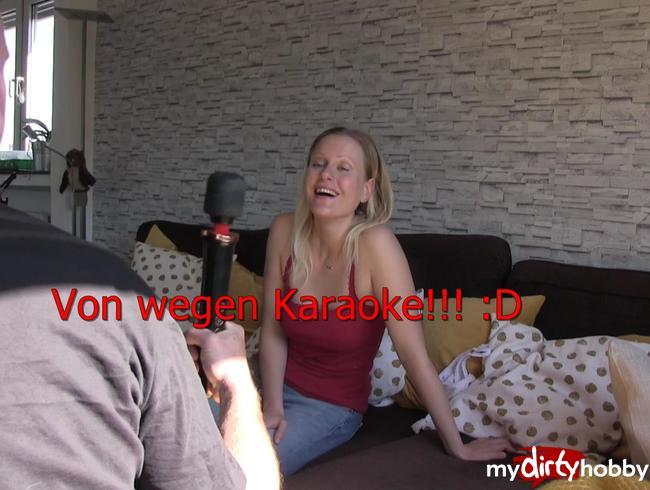 Video Thumbnail Von wegen Karaoke!!! ;)