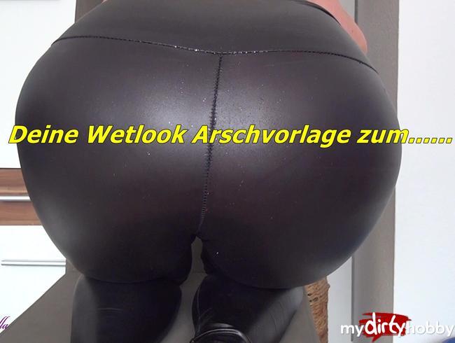 Video Thumbnail Deine Wetlook Arsch Vorlage zum......