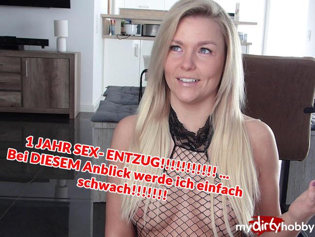 Video Thumbnail 1 JAHR SEX- ENTZUG!!!!!!!!!!! ... Bei DIESEM Anblick werde ich einfach schwach!!!!!!!