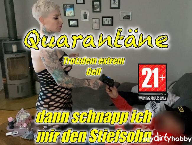 Video Thumbnail QUARANTÄNE !!trotzdem geil!!dann schnapp ich mir den Stiefsohn