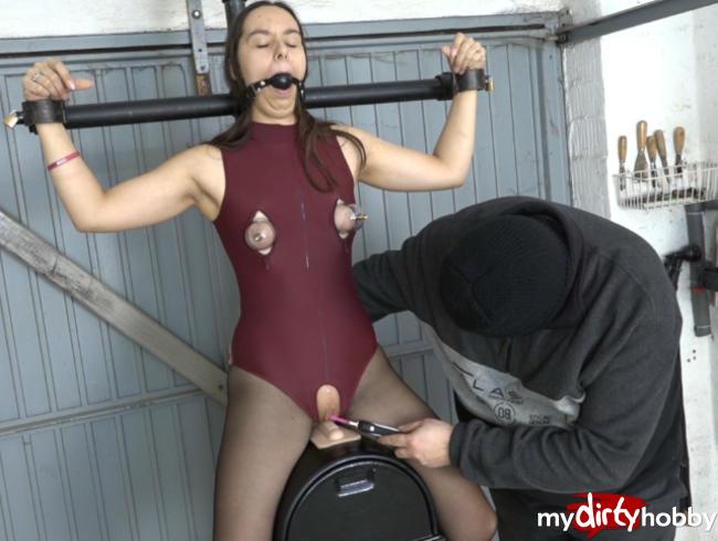 Video Thumbnail Im Body auf der Sybian