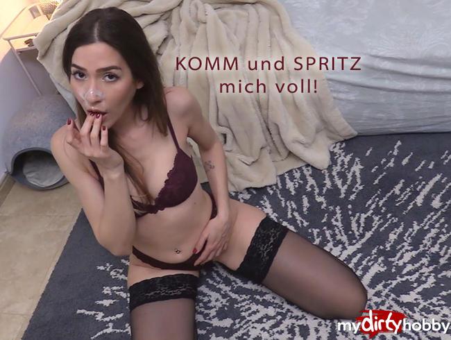Video Thumbnail KOMM und SPRITZ mich voll!