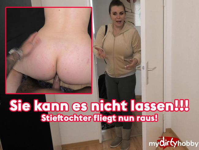 Video Thumbnail Sie kann es nicht lassen! Stieftochter fliegt nun raus!!!