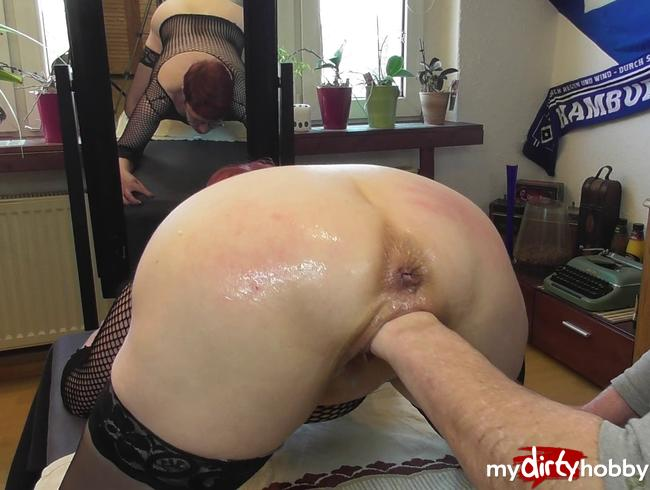 Video Thumbnail Fisting in seiner geilsten & spritzigsten Form
