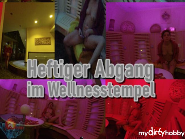 Video Thumbnail Heftiger Abgang im WellnessTempel