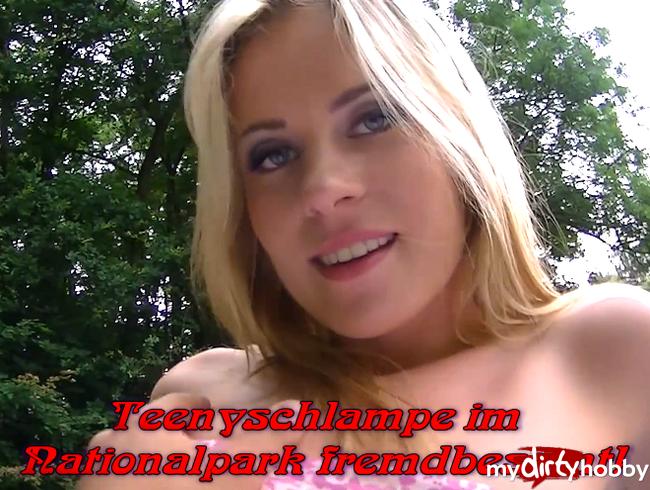 Video Thumbnail Teenyschlampe im Nationalpark fremdbesamt!