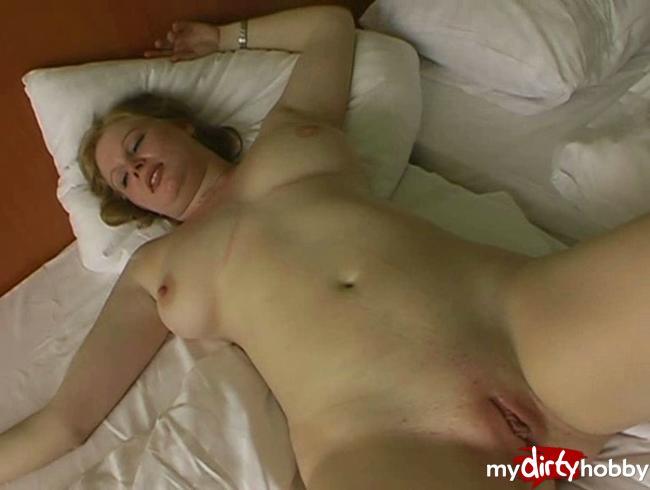 Video Thumbnail Megaladung für rothaariges Tittenluder