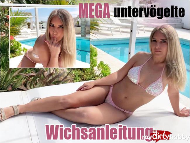 Video Thumbnail MEGA untervögelte Wichsanleitung