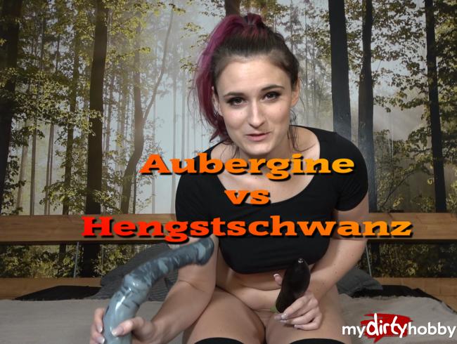 Video Thumbnail Aubergine vs Hengstschwanz