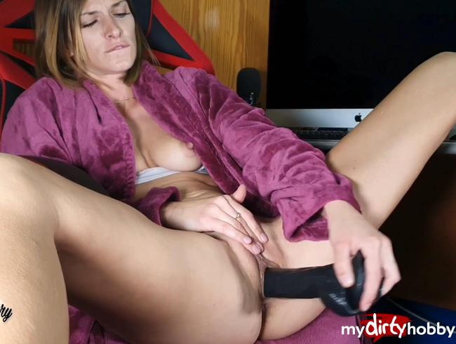 Video Thumbnail Notgeile Pussy am Morgen gehört gewixxt !!!