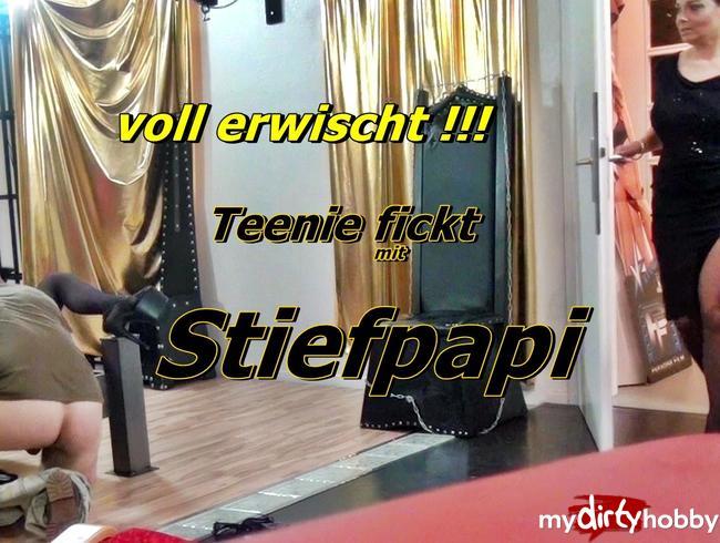 Video Thumbnail Voll erwischt!!!! Teenie fickt mit Stiefdaddy....