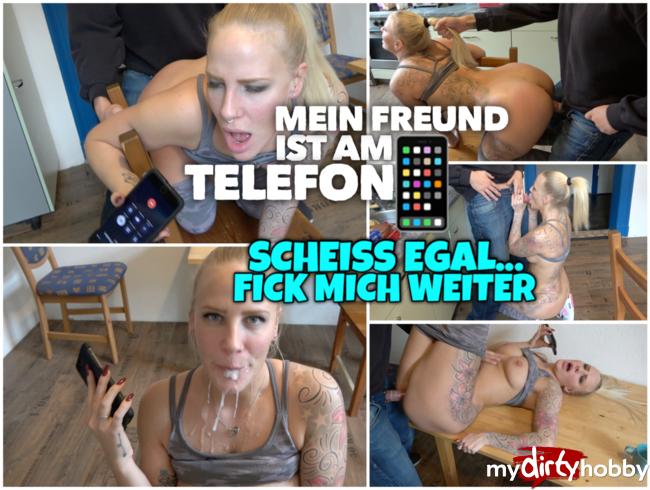 Video Thumbnail Dreister FREMDFICK am Telefon | Scheiss egal FICK mich weiter
