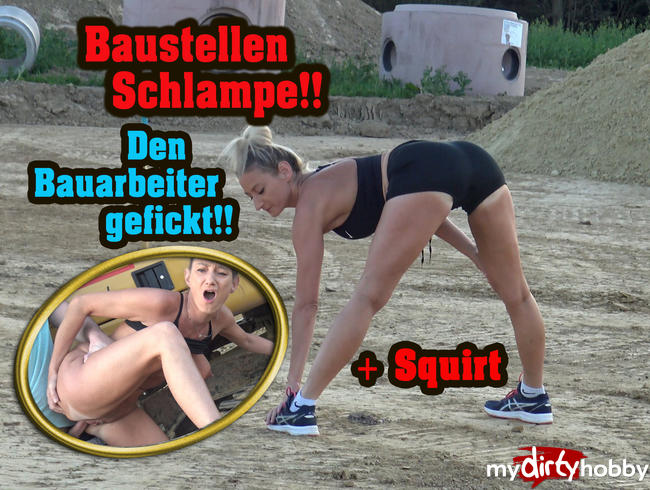 Video Thumbnail Baustellen Schlampe ! Den Bauarbeiter AO Gefickt!!