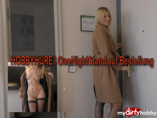 Video Thumbnail Hobby-Hure I OneNightStand auf Bestellung
