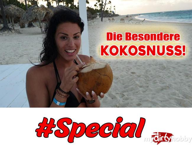 Video Thumbnail Die Besondere Kokosnuss!