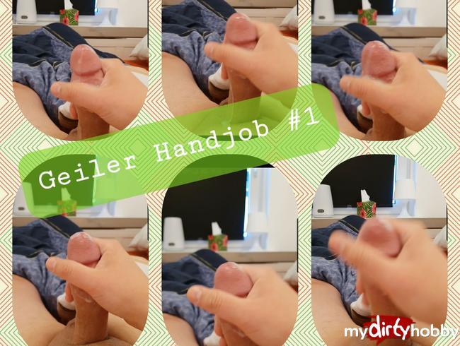 Video Thumbnail Geiler Handjob #1