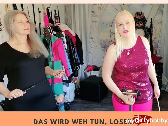 Video Thumbnail Dein Schwanz in unserem Schraubstock