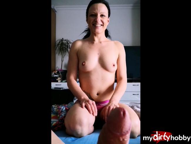 Video Thumbnail POV Blasen bis zum Cumshot -in meinem Mund - sehr lecker ;-)
