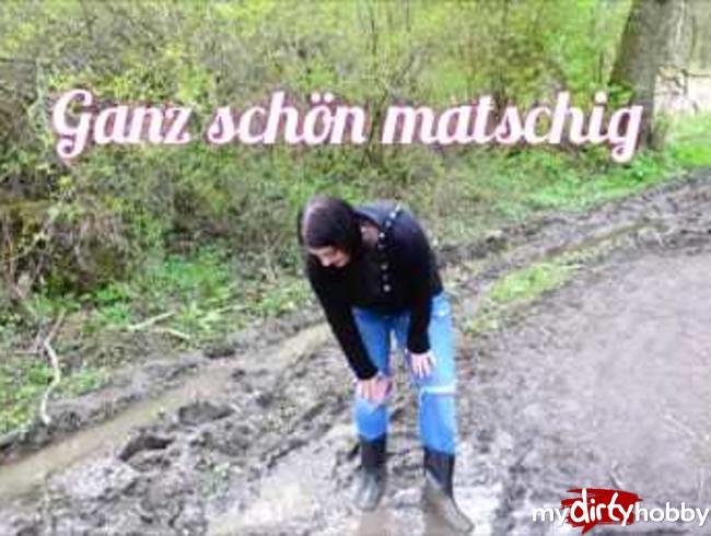 Video Thumbnail Ganz schön Matschig