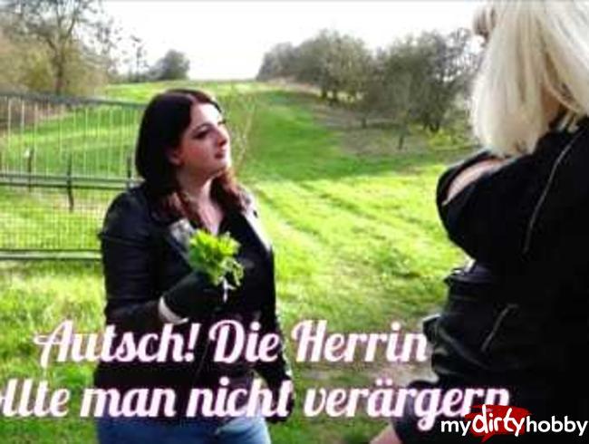 Video Thumbnail Autsch! Die Herrin sollte man nicht verärgern