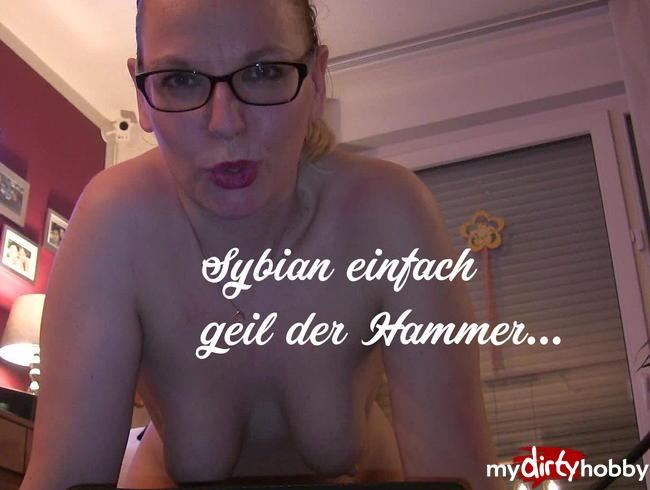 Video Thumbnail Sybian und meine geile Muschi!