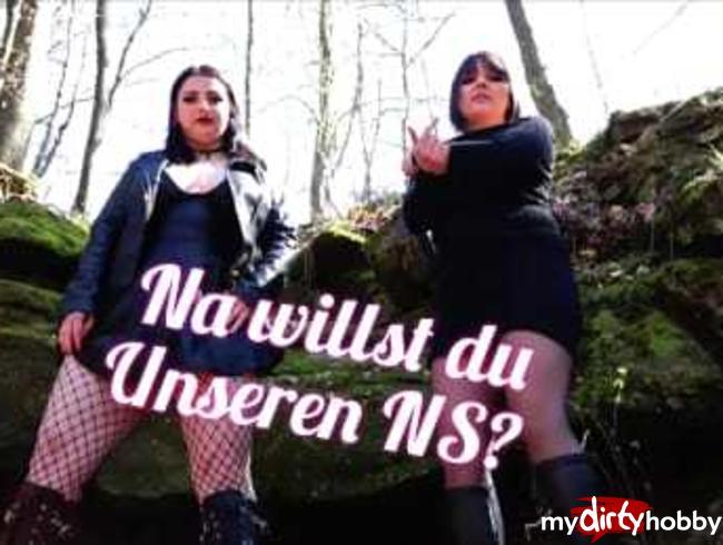 Video Thumbnail Na, willst du unseren NS?