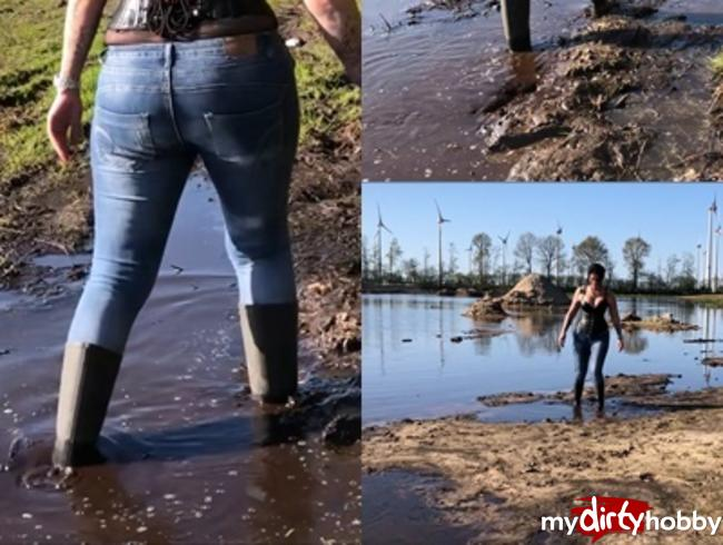 Video Thumbnail Wellies im Matsch