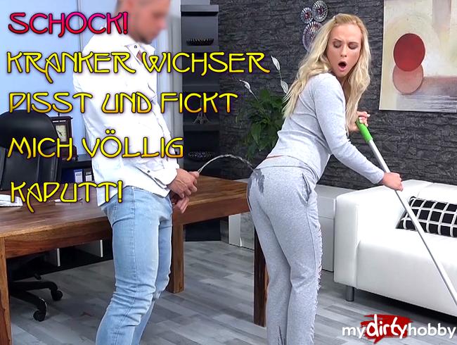 Video Thumbnail Schock! Kranker Wichser pisst und fickt mich völlig kaputt!