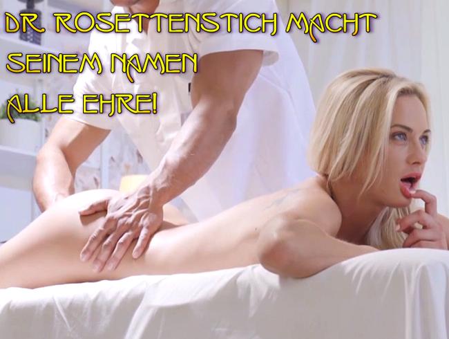 Video Thumbnail Dr. Rosettenstich macht seinem Namen alle Ehre!