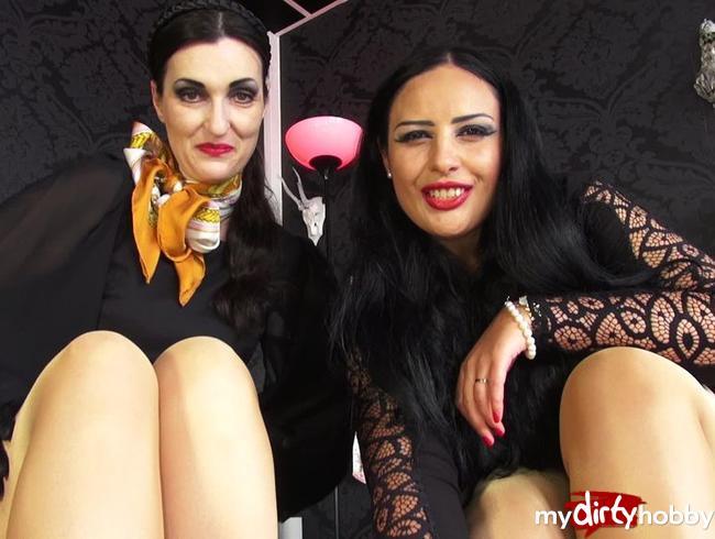 Video Thumbnail Ezada Sinn und Lady Victoria: Jetzt benutzen wir Dich Heelslecker Teil 2
