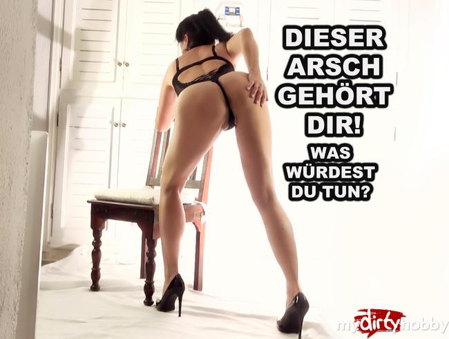 Video Thumbnail DIESER ARSCH GEHÖRT DIR! WAS WÜRDEST DU TUN?