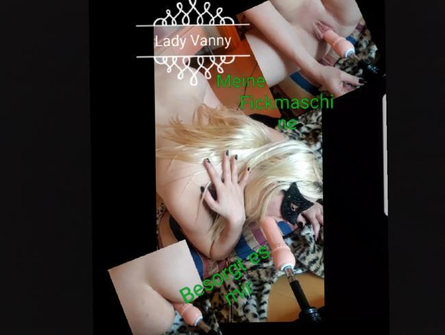 Video Thumbnail Meine Fickmaschine besorgt es mir
