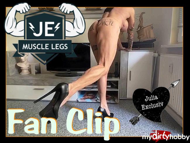 Video Thumbnail Fanclip Muscle Legs