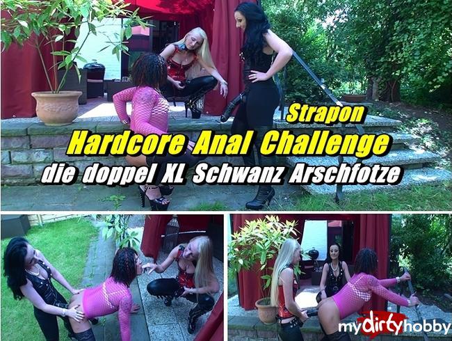 Video Thumbnail Hardcore Anal Challenge - die doppel XL Schwanz Arschfotze