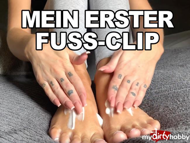 Video Thumbnail Gefallen dir meine Füße? :*