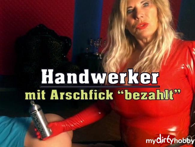 "Video Thumbnail Den Handwerker mit Arschfick ""bezahlt"""